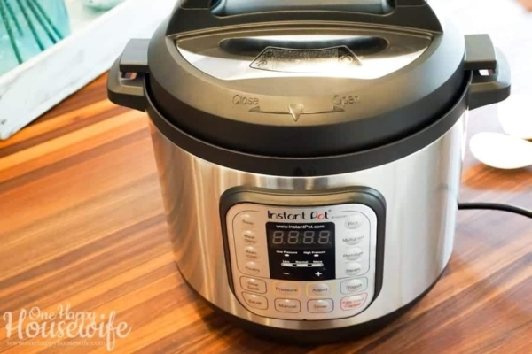 8 Quart Instant Pot Pressure Cooker