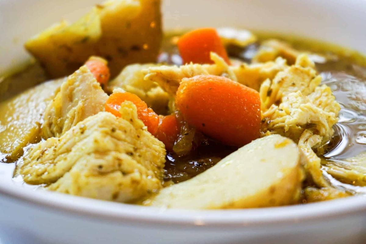 Chicken Soup [Instant Pot]