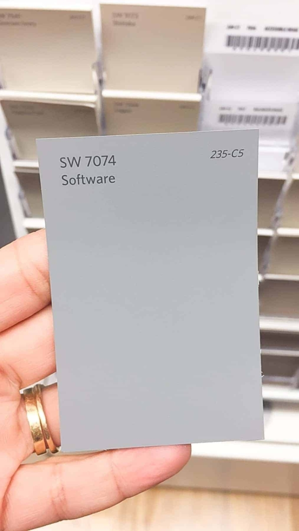 Software Paint Color From Sherwin Williams
