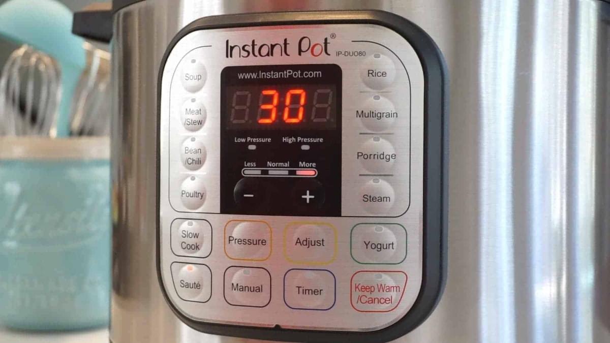Instant Pot Saute Feature