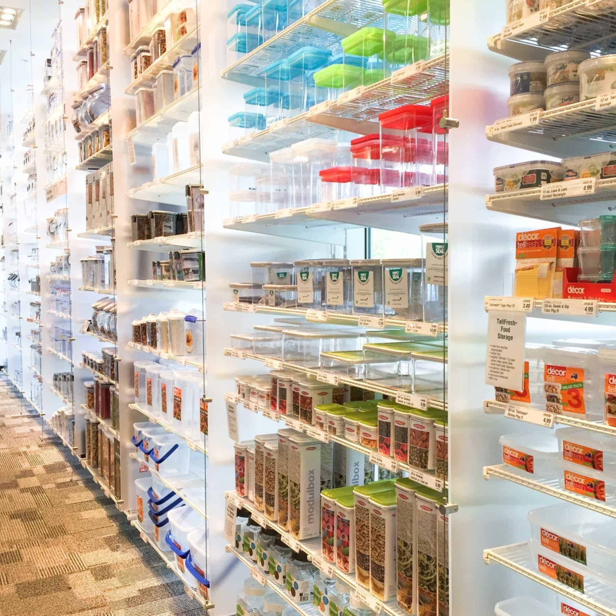 The Container Store Pantry Storage Solutions