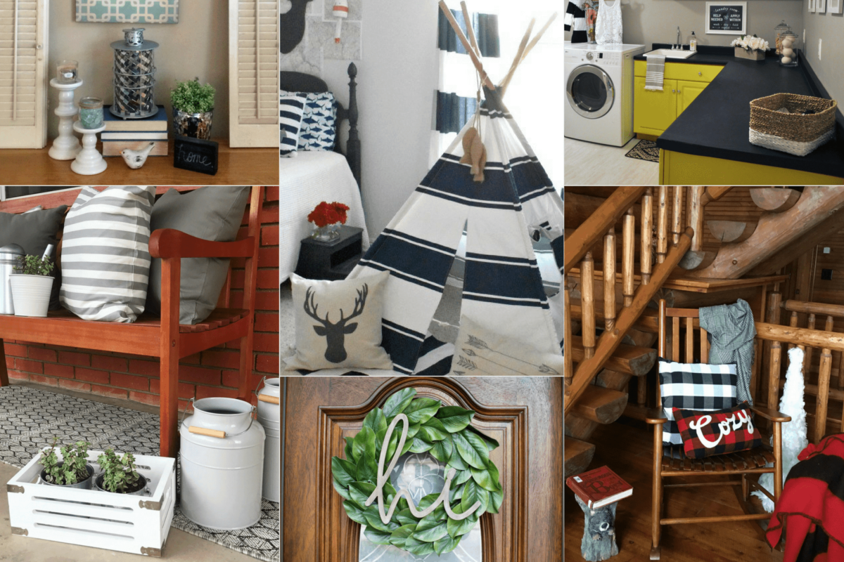 6 Ideas For Inexpensive Room Makeovers Decorating On A Budget