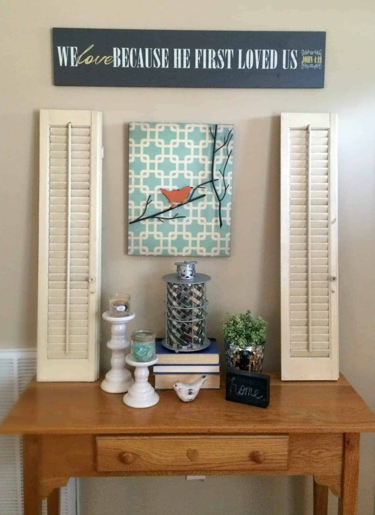 Decorating On A Budget - Living Room Refresh