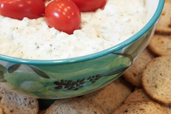 cream cheese dip for tortilla chips
