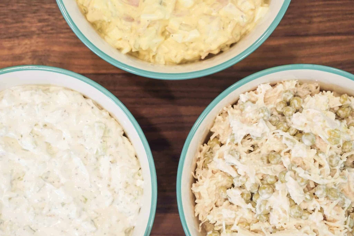 easy cold dip recipes for parties