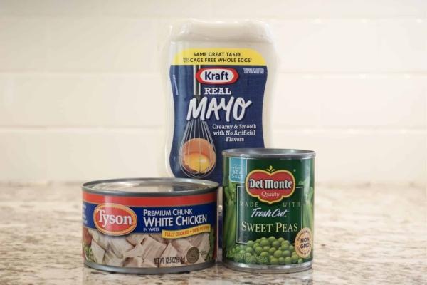 easy party dip recipe ingredients