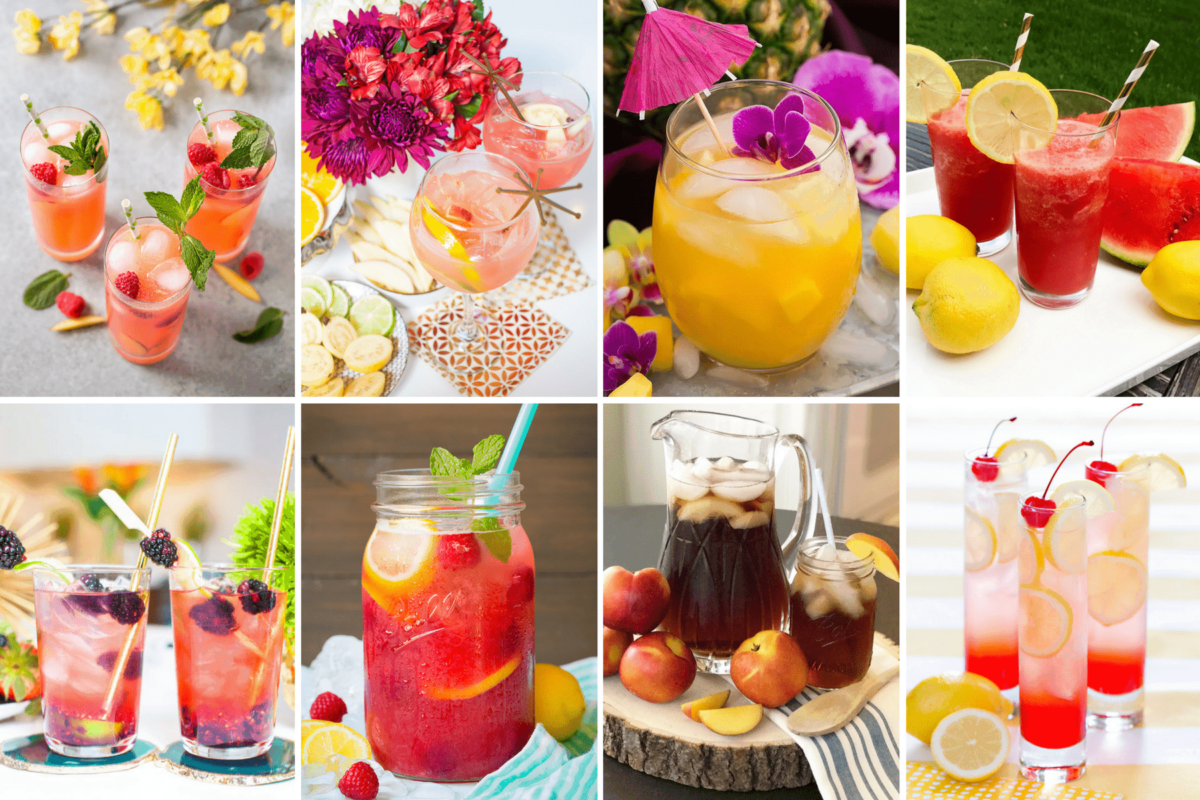 11 Fun and Refreshing Summer Drinks