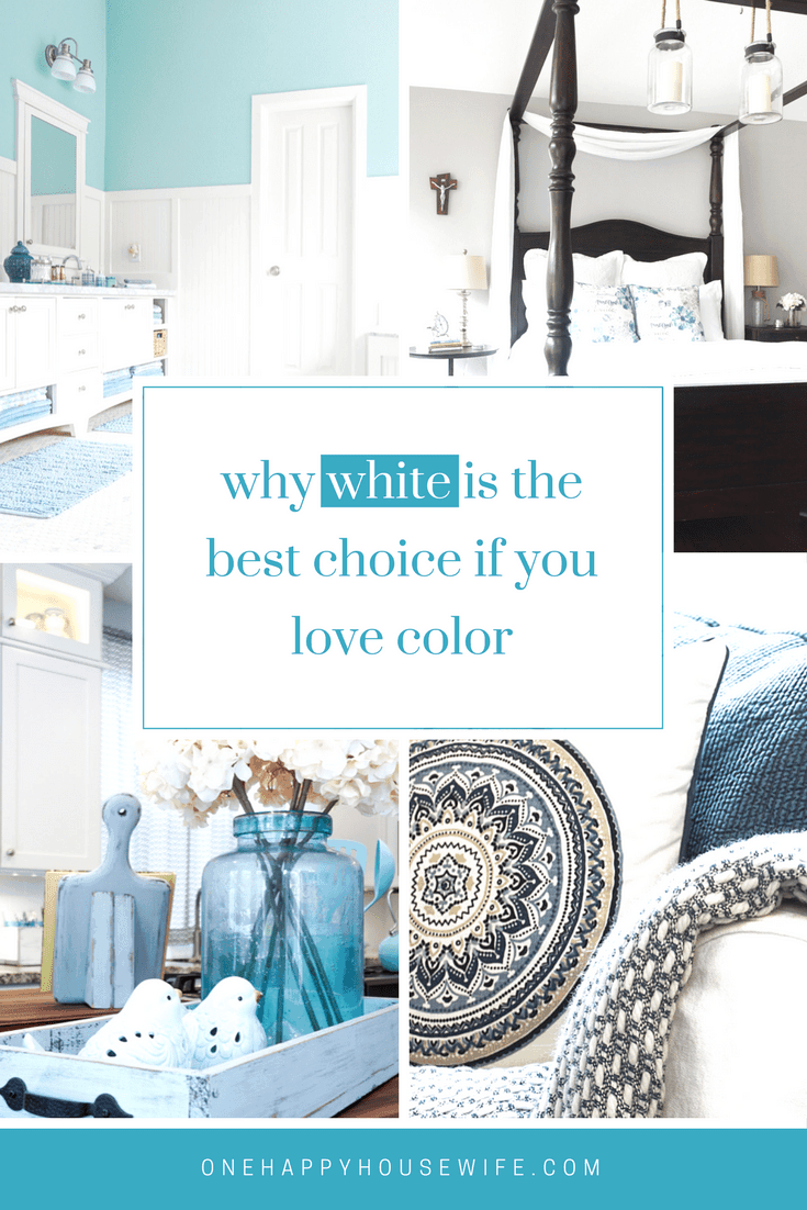 Why White Is The Best Choice When You Love Decorating With