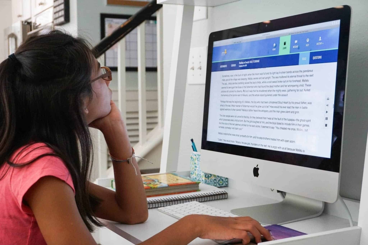 homeschooling middle school curriculum