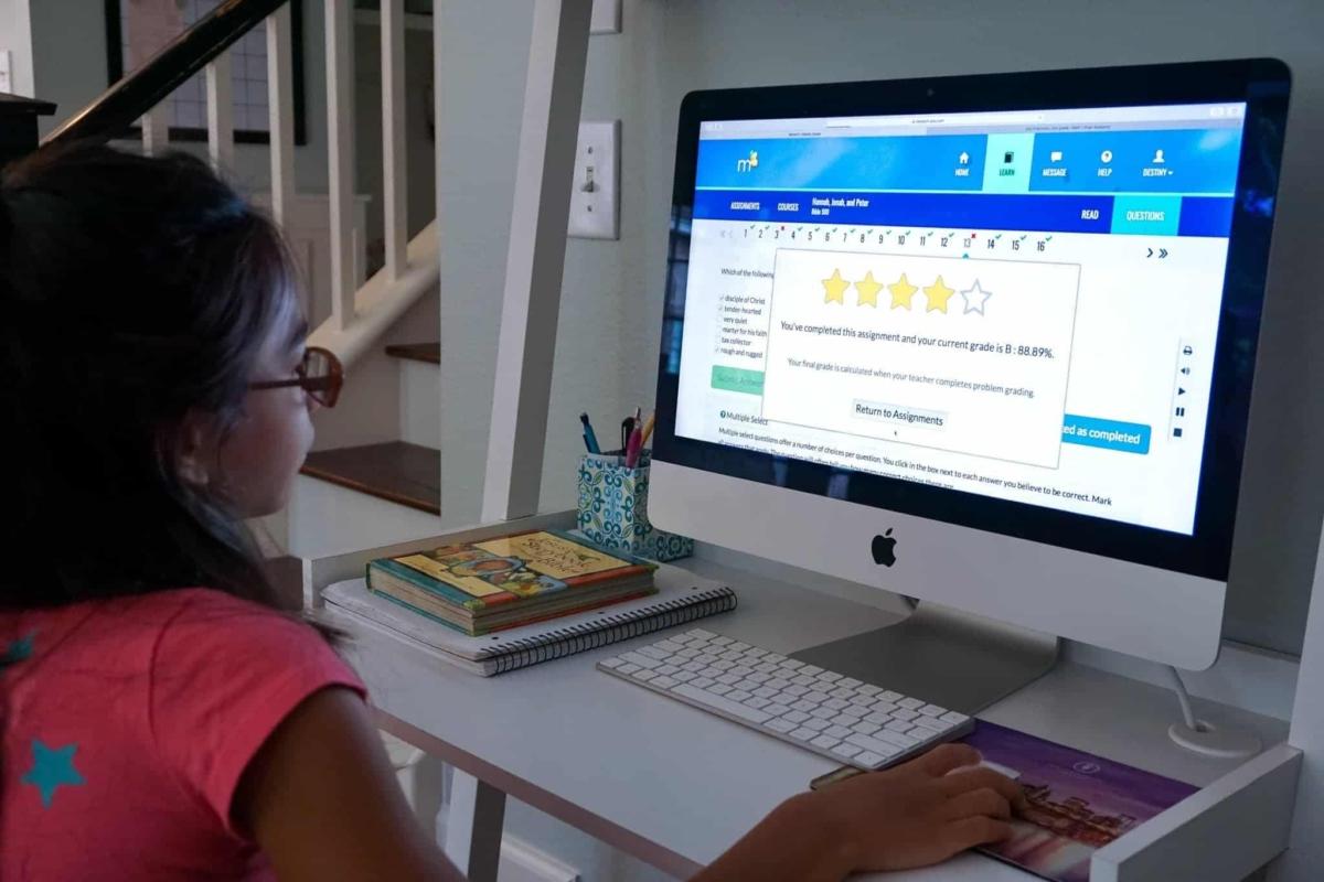 homeschooling for middle school online