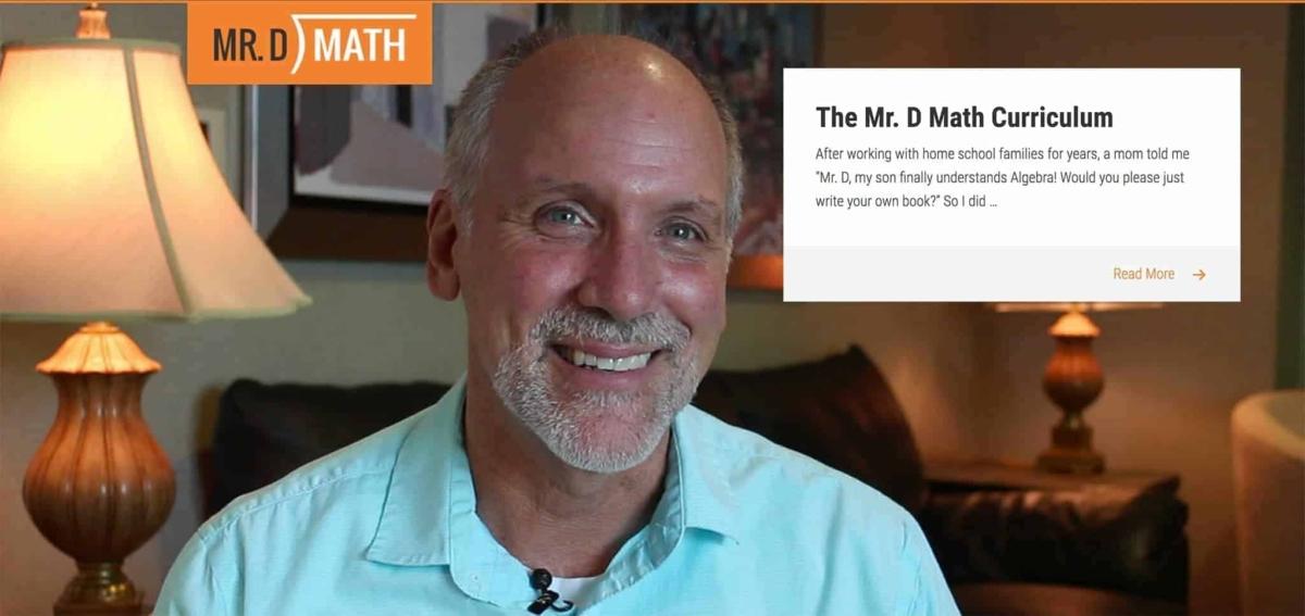 Mr. D Math Curriculum for Homeschool