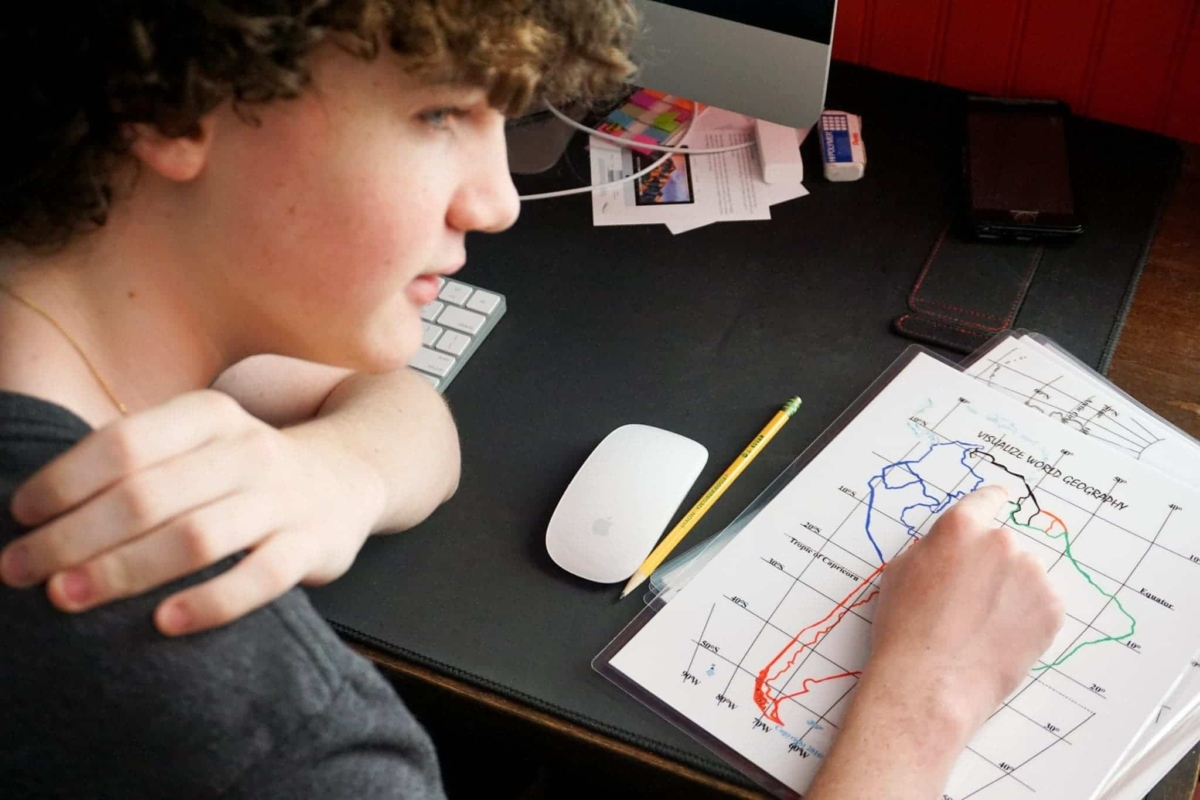 World Geography homeschool curriculum high school
