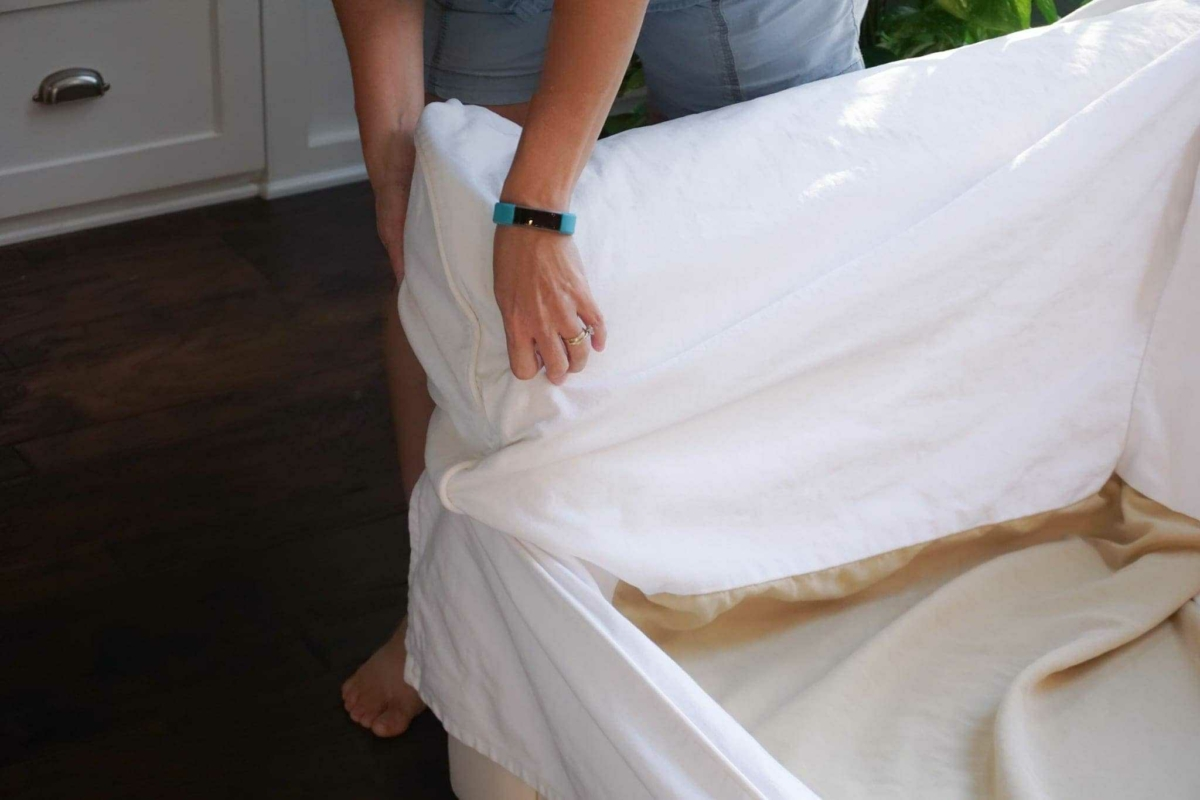How to Wash Couch Covers Without Shrinking