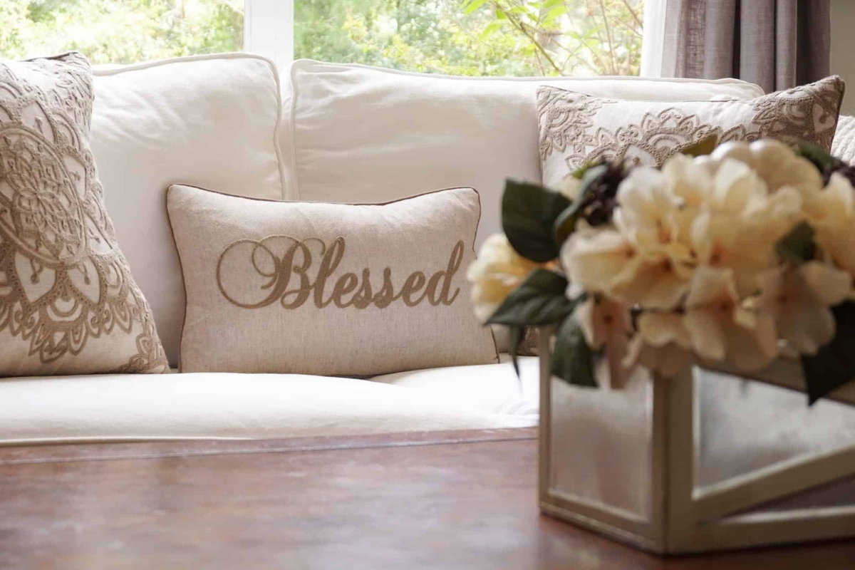 Pottery Barn Slipcover Couch