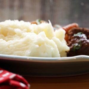 These are the best Instant Pot mashed potatoes. So quick and easy to make, plus they're absolutely delicious.