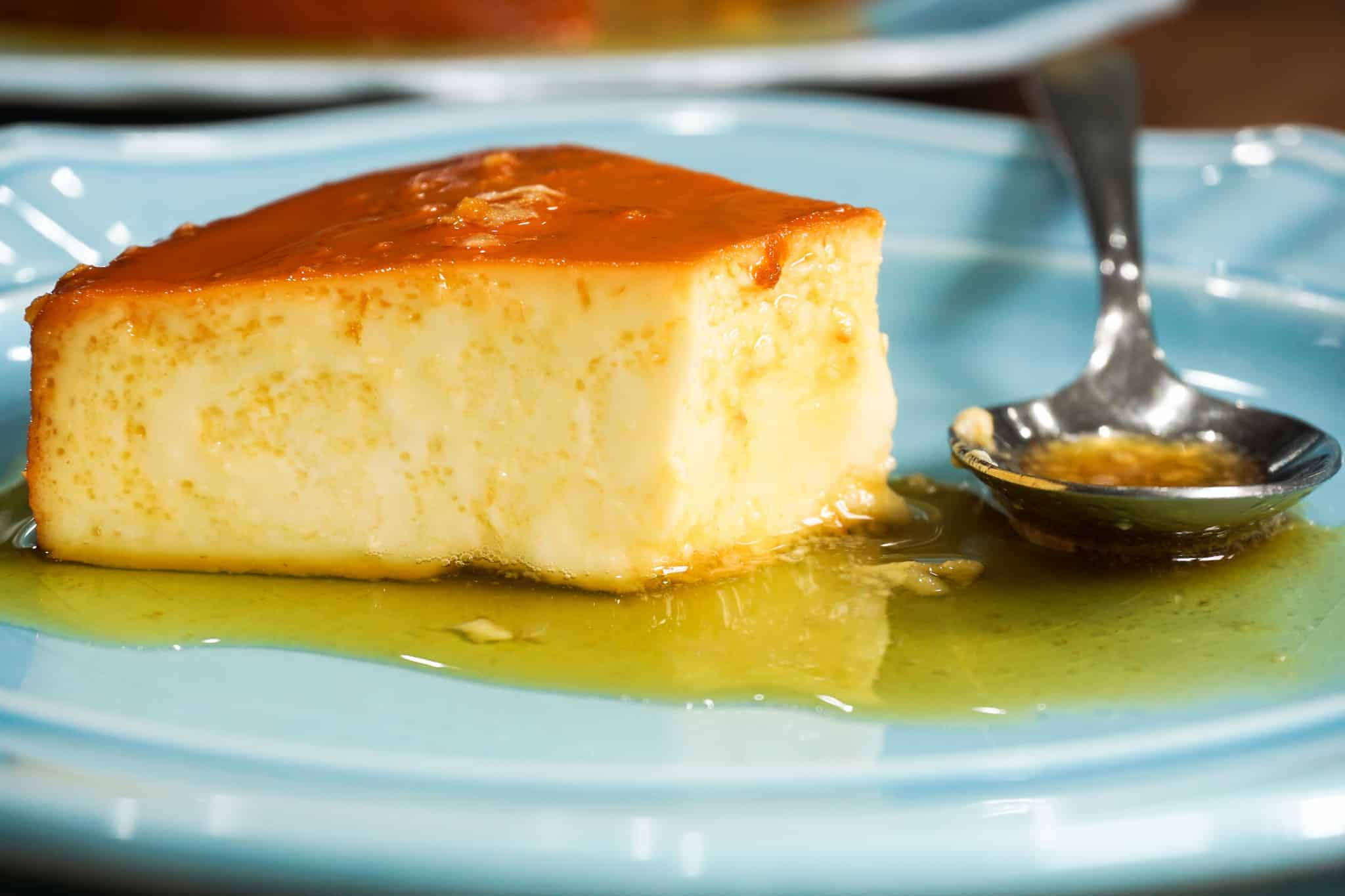Instant Pot Flan One Happy Housewife
