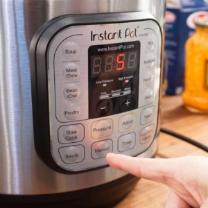 cooking bowtie pasta in the instant pot