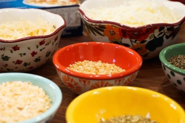 creamy meat lasagna ingredients