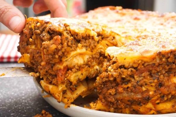 instant pot lasagna without spring form