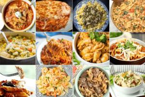 The Big List of Instant Pot Pasta Recipes