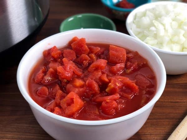 instant pot tomato soup ingredients