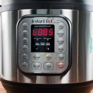 instant pot 5 minute natural pressure release