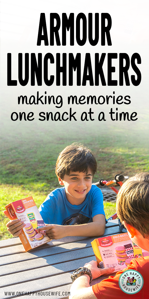 armour lunchmakers snack pack